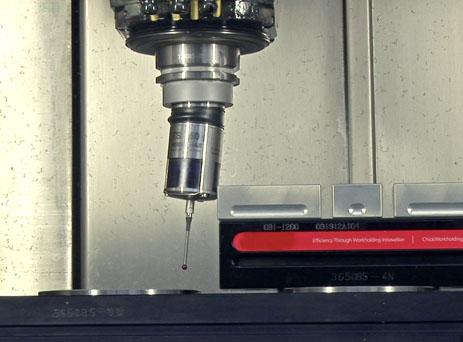 HEIDENHAIN-Tastsysteme: Werkstück und Werkzeug praxisgerecht vermessen