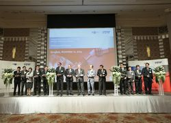 150 high-profile industry representatives received insight into the product portfolio of German Machine Tool Manufacturers