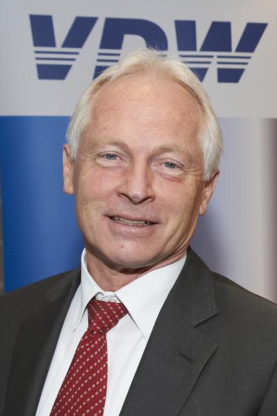 Martin Kapp, Chairman of the VDW (German Machine Tool Builders' Association)