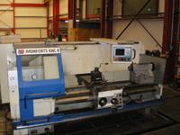 Dienstleistungen für Drehmaschinen des Herstellers A. Monforts Werkzeugmaschine