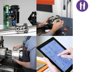 Machine Support der GF Machining Solutions GmbH
