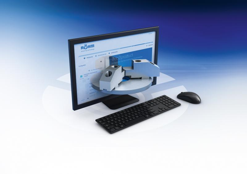 Der Spann- und Greiftechnik-Spezialist bringt mit web2product ein leistungsstarkes Konfigurations-Tool auf den Markt.