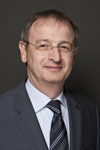 Dr. Wilfried Schäfer, Executive Director of the VDW (German Machine Tool Builders' Association), Frankfurt am Main
