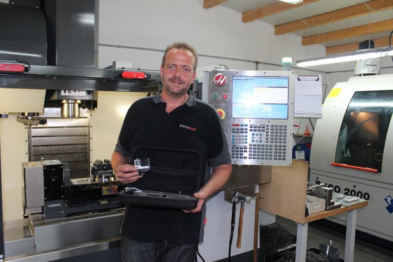 Jörg Engesser, Gewinner einer GoPro4 Silver