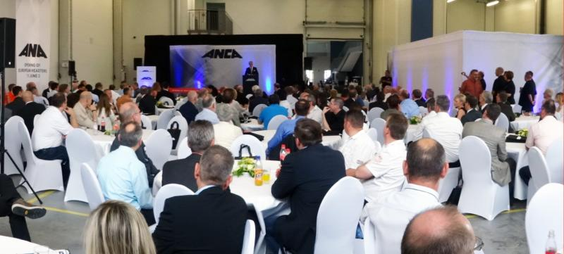 ANCA Motion expands into Germany
