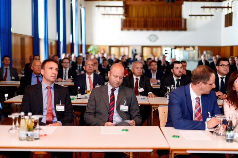 In front of approx. 100 guests invited HELLER underlined its clear commitment to the company's European suppliers and awarded prizes in the categories Best Performance and Best Innovation.