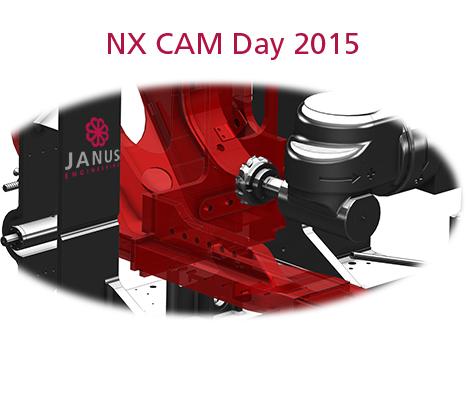 NX CAM Day 2015