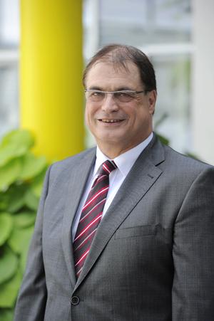 """Lothar Horn, Geschäftsführer der Paul Horn GmbH, Tübingen: """"Wir haben in Düsseldorf sehr frühzeitig als einer der ersten Hersteller eine Ausstellungsfläche gebucht, weil wir bereits 2014 sehr gute Erfahrungen auf der Metav und in der dortigen Medical Area gemacht haben."""""""