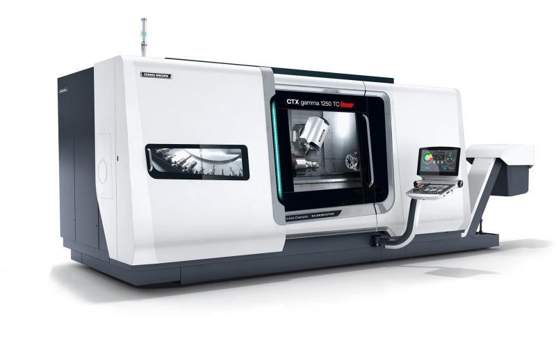 EMO world premiere CTX gamma 1250 TC 2nd Generation