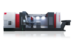 New Turn/Mill Center for the complete machining of large workpieces