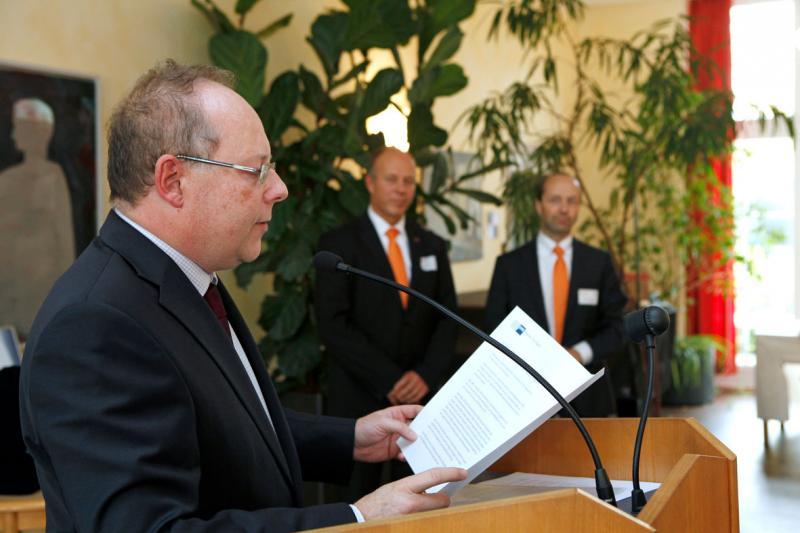Im Jubiläumsjahr erhält AMF die höchste Auszeichnung der Industrie- und Handelskammer (IHK).