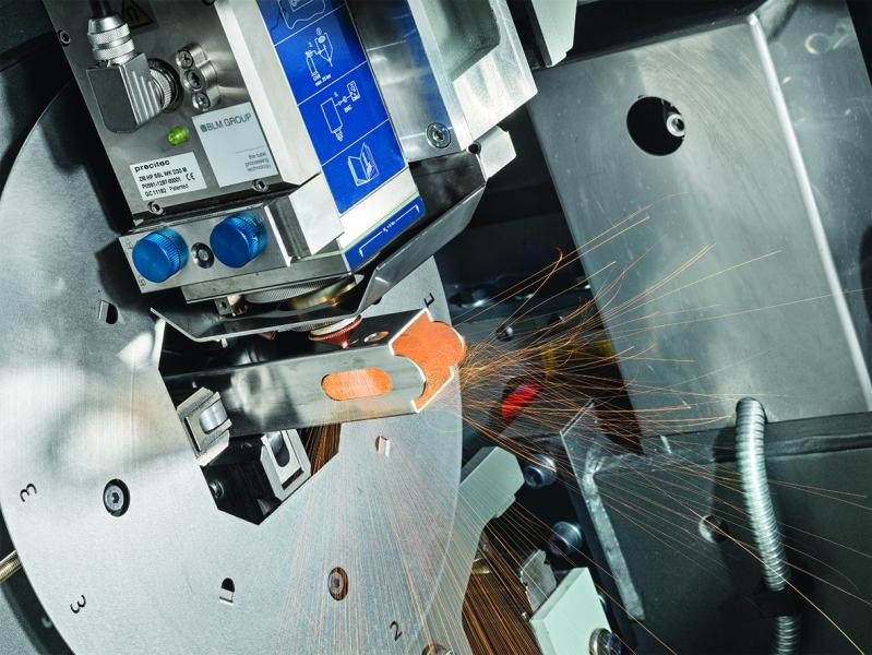 LC5 - das Kombisystem für hohe Flexibilität in der Fertigung