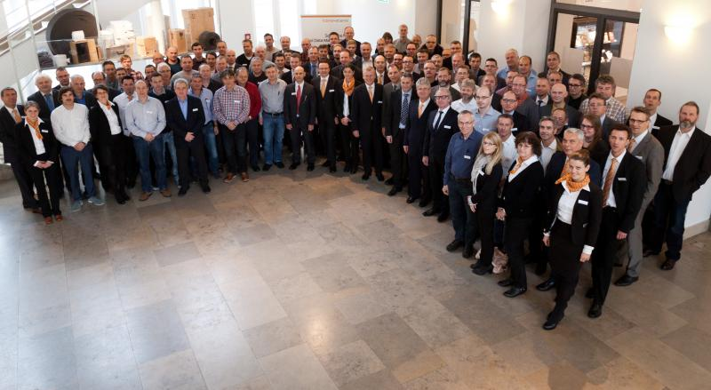 The future of Tool Data Management 4.0 attracted over 100 specialists at the Karlsruhe Castle in Germany for the TDM User Day 2015.