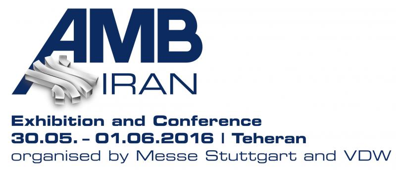 Messe Stuttgart and the German Machine Tool Builders' Association (VDW) are to organise a joint symposium with a trade fair in Teheran.