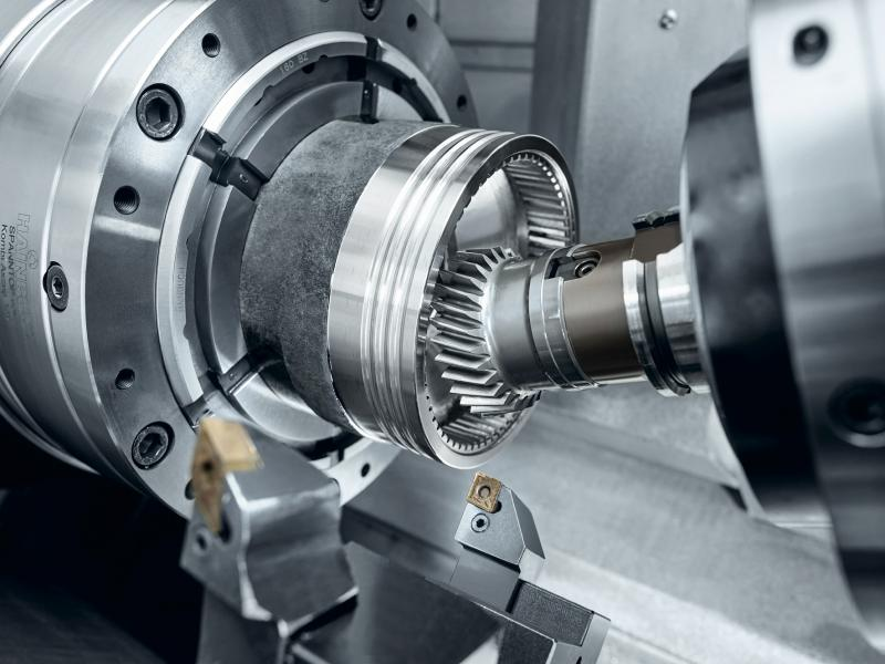 Workshop-oriented programming is still of great importance, especially in single item production and the production of small and medium-sized quantities. 24 exclusive 