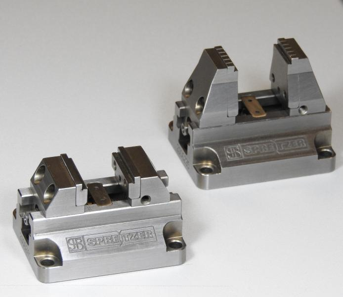 Workholding for micro-machining