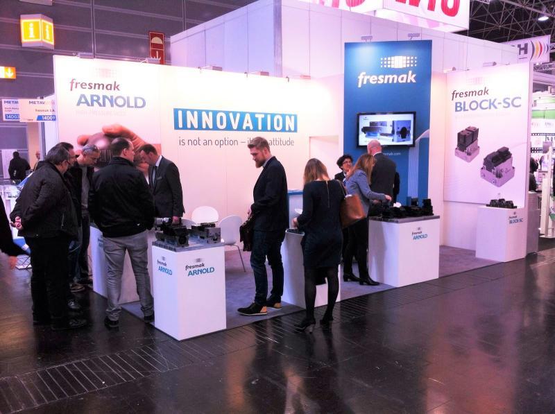 Balance de Fresmak ARNOLD sobre la METAV 2016, en Düsseldorf