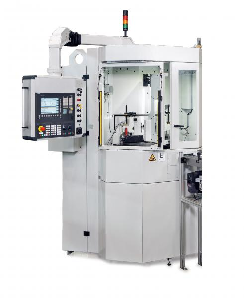 DISKUS WERKE Schleiftechnik – Highly efficient double face-grinding of indexable inserts
