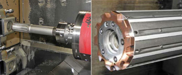By using Sumitomo's multi-bladed reamers, Bosch Rexroth has increased its reaming productivity by a factor of ten. A bottleneck in the production process has been eliminated and tool lives have been considerably increased.
