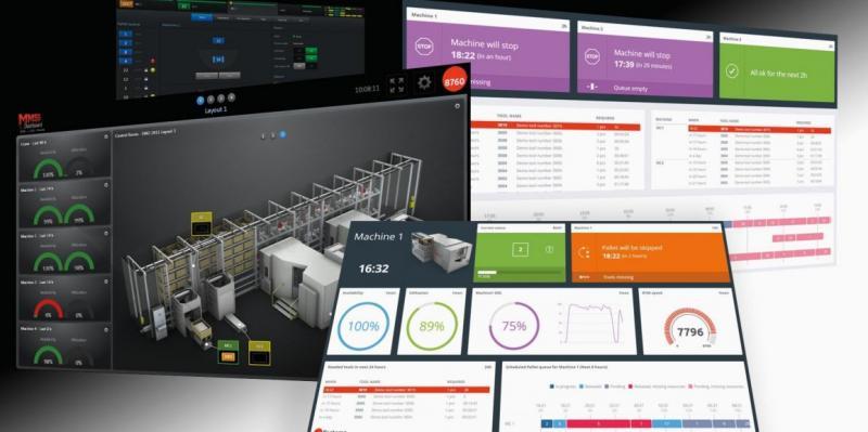 FFS-Software: Dirigent der Smart Factory