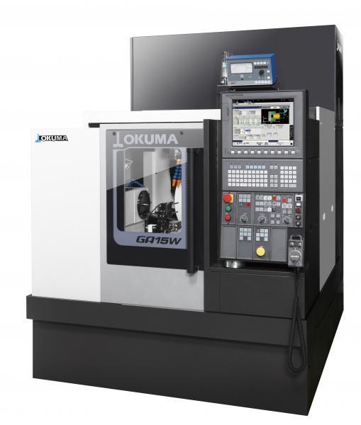 Die Hommel CNC-Technik GmbH prä-sentiert die neuste Innovation im Bereich Rundschleifmaschinen, die komfortable und kompakte Außenrundschleifmaschi-ne GA15W aus dem Hause Okuma.