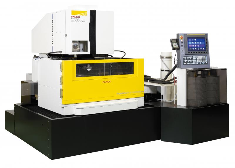 The new FANUC ROBOCUT α-CiB series is coming to the Europe!