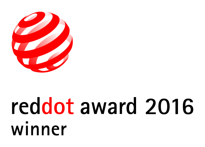 SORALUCE hat den Red Dot Award: Produkt Design 2016 gewonnen