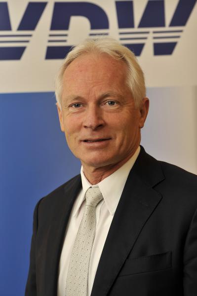 Chairman of the VDW (German Machine Tool Builders' Association