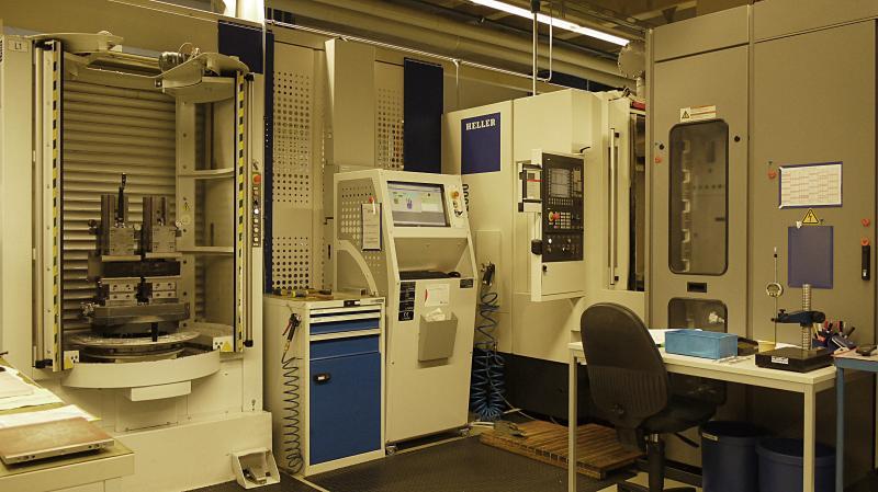 Bei den BAZ setzt man bewusst auf einen durchgängig einheitlichen Maschinenpark. Für die Automation könnte dieser Grundsatz in der Zukunft auch gelten.