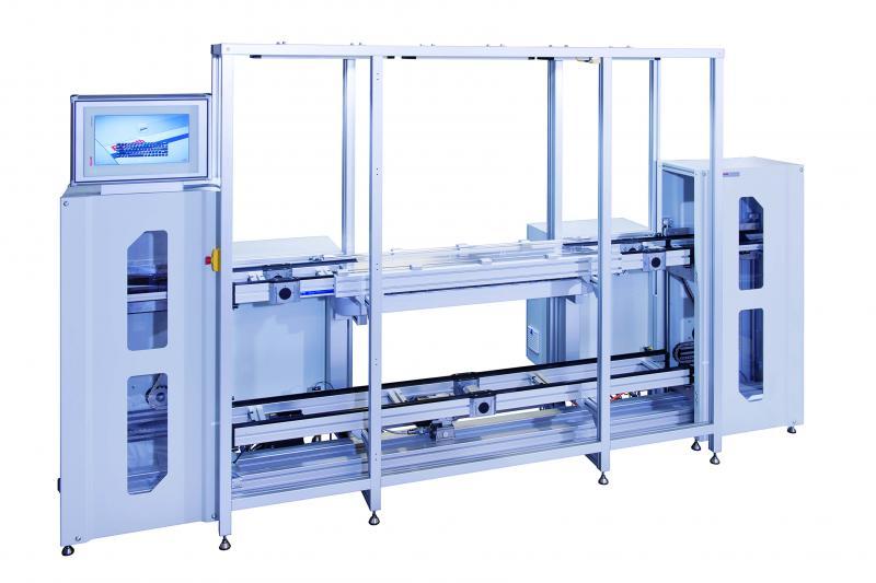 Höhere Produktivität und Produktqualität durch linearmotorisch angetriebene Transfersysteme