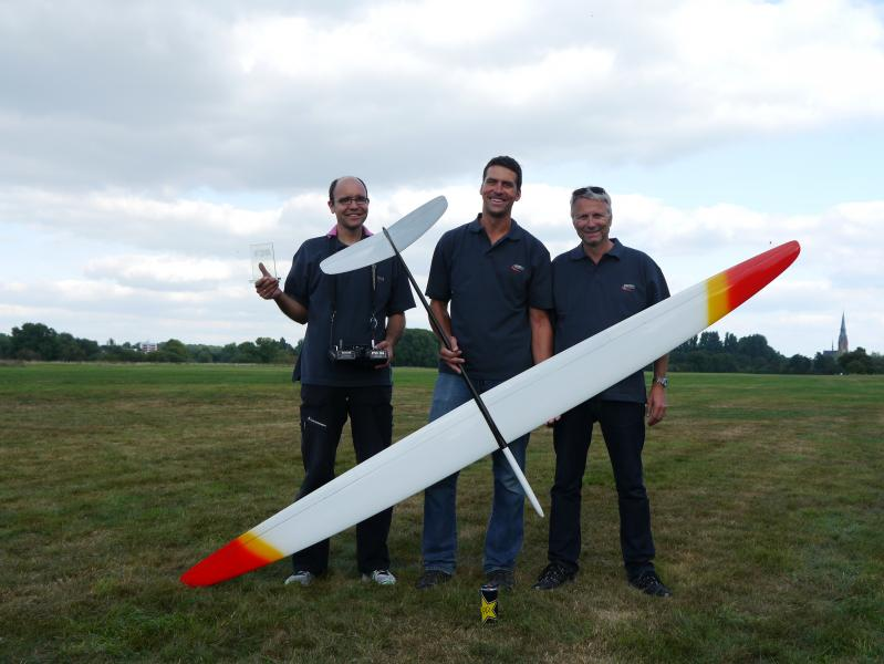 The Sky Is the Limit - What High-speed Milling and Model Gliding Have in Common