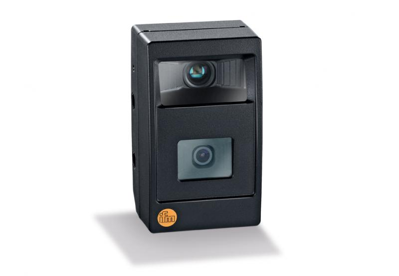 First mobile 3D sensor system with integrated 2D camera and overlay function