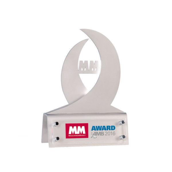Der Innovationspreis MM Award des Industriemagazins MM MaschinenMarkt wurde 2016 zum dritten Mal verliehen