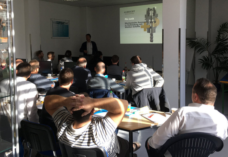 SolidCAM Technologietag mit Maykestag & Albrecht