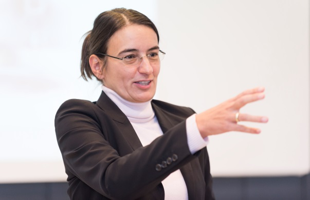 To quote Gisela Lanza, who holds the