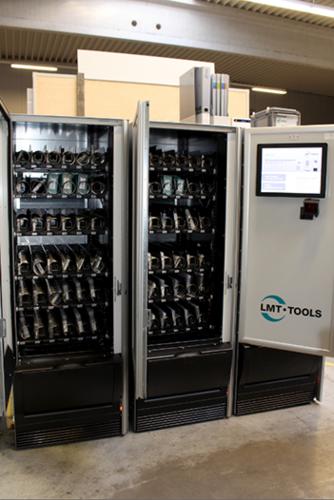 Das Werkzeugausgabesystem eboy® - Tool Management für jeden