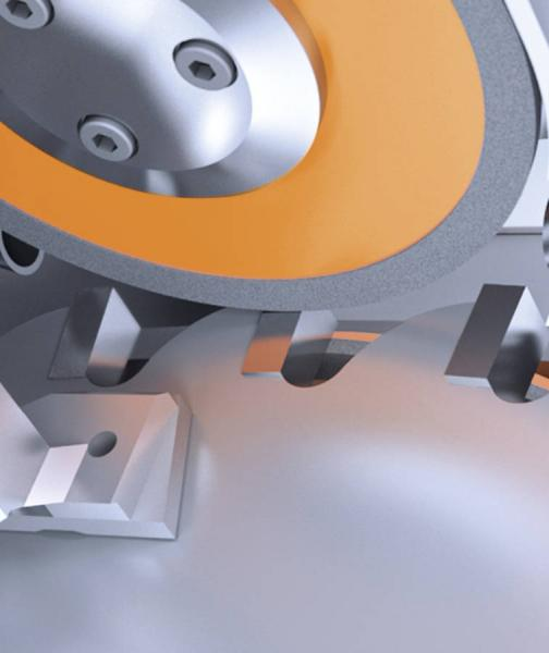 Manufacture circular saws in one go