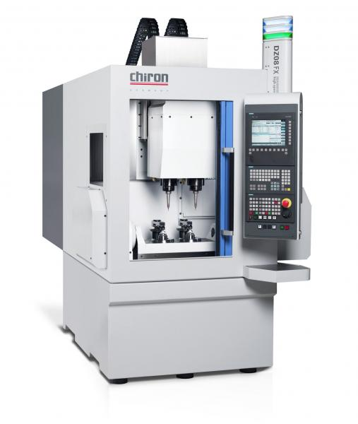 On the basis of the Precision+ platform, there is a double-spindle five-axis solution in addition to the MillTurn version now.