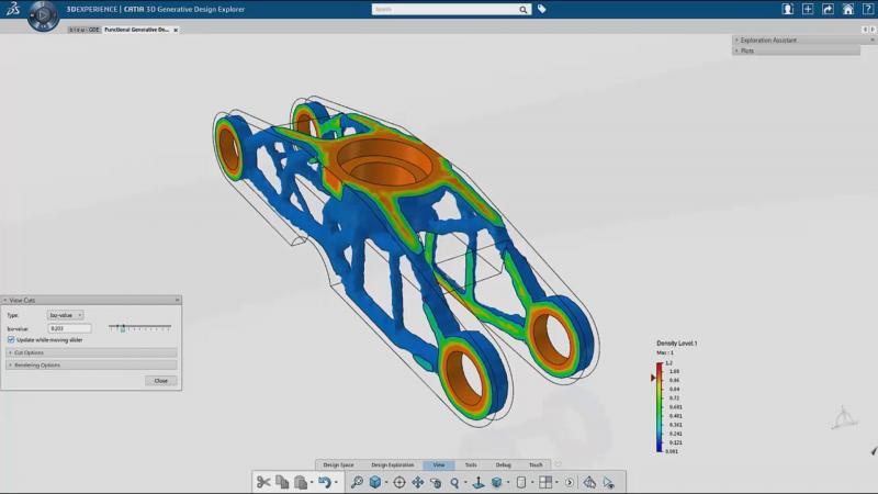 Renishaw und Dassault Systèmes bündeln Kompetenzen für einen integrierten additiven Prozess