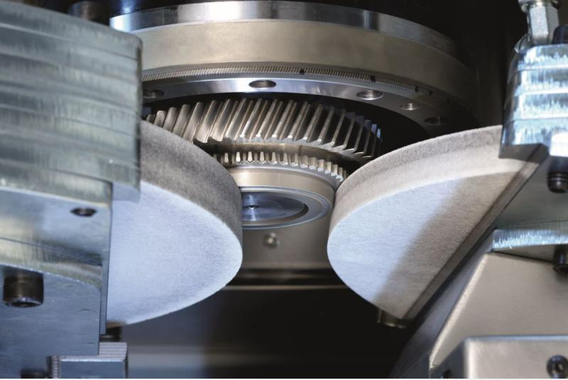 NAXOS-DISKUS Schleifmittelwerke – Systematic process optimisation