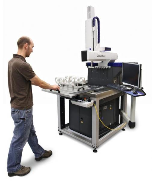 CNC-Koordinatenmessgeräte für werkstattgerechtes Messen müssen flexibel anwendbar sein. Foto: Zeiss, Oberkochen