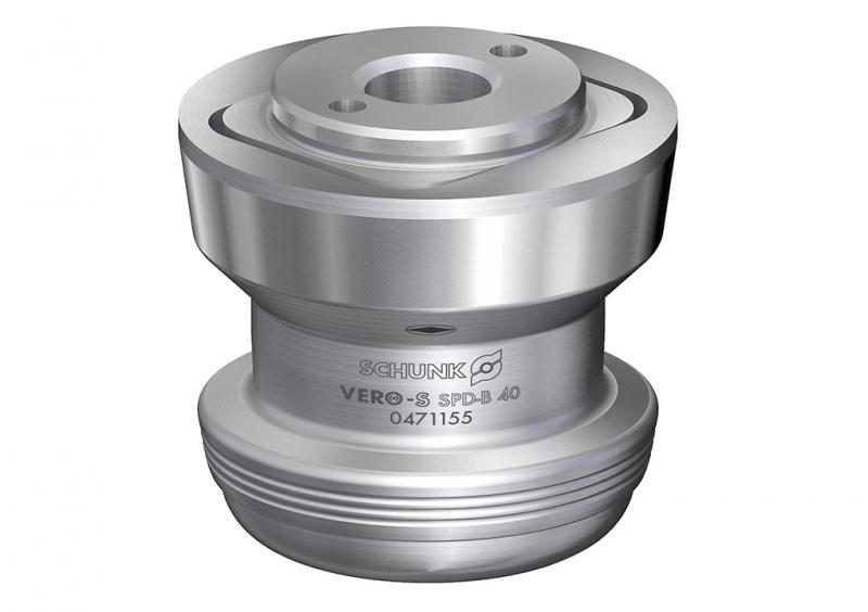 VERO-S SPD clamping pins reliably compensate fluctuations of inside micrometers.