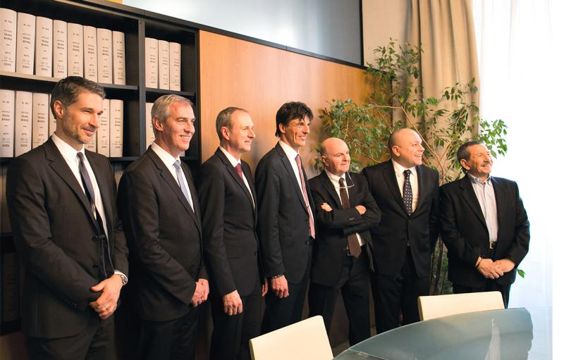 GROB buys Italian machinery and plant manufacturer for electric motors