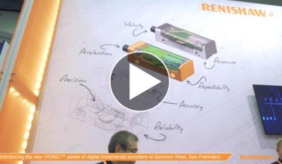 Renishaw presenta un nuevo encóder incremental óptico multifunción