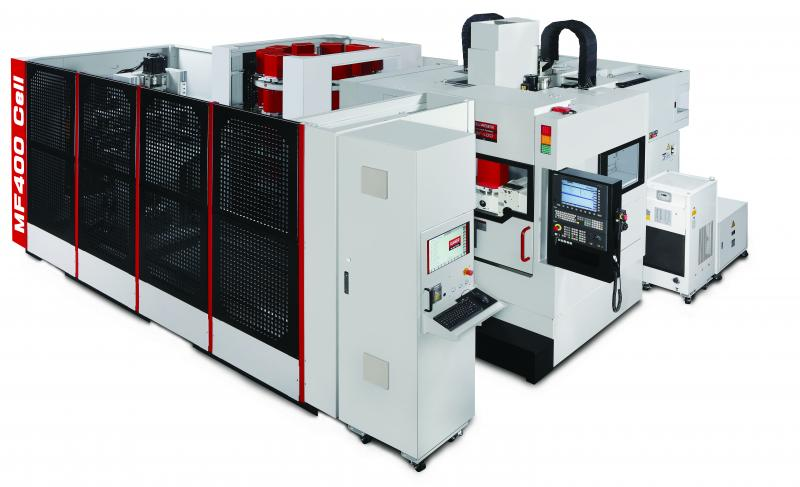 Flexible Automationslösungen für Quaser Maschinen