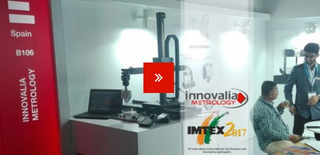 A great beginning for Innovalia Metrology