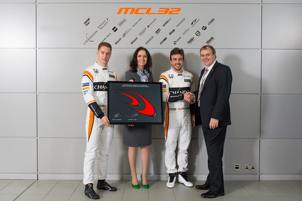 McLaren-Honda has further extended its contract with Yamazaki Mazak, ensuring the manufacturer continues in its role as the sole Official Supplier of CNC machine tools to the McLaren-Honda Formula One team. Mazak has supplied the team for 18 years, and currently has a total of 33 machines installed at the McLaren Technology Centre in Surrey, including multi-tasking and multi-axis machines from the INTEGREX and VARIAXIS series.