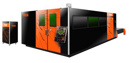 Die neue Mazak OPTIPLEX DDL ist eine Maschine mit Direkt-Diodenlaser – die weltweit erste Maschine mit DDL, die für das 2D-Schneiden entwickelt wurde.
