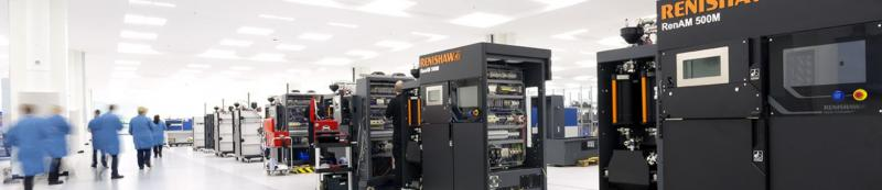 Renishaw participa en Advanced Factories 2017