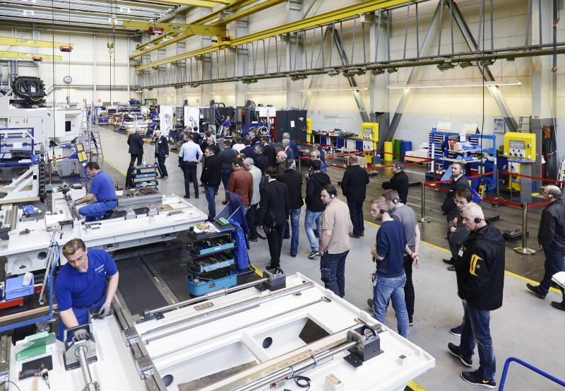 HELLER WerkTage 2017: Future prospects with added value